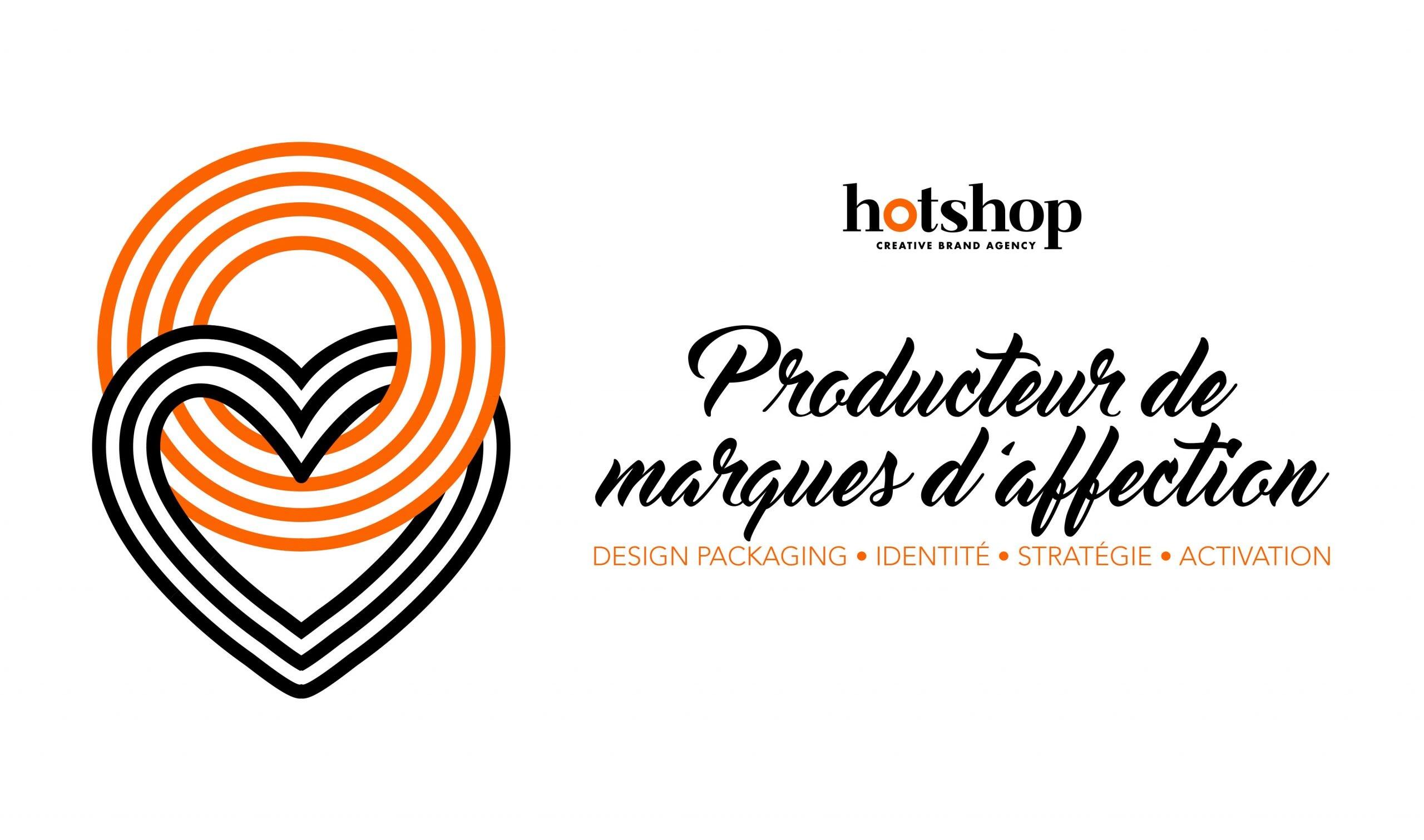 agency brand design packaging hotshop